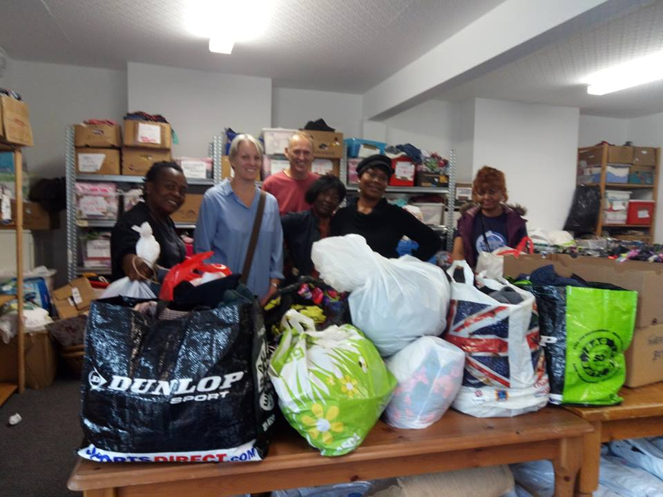 Sharewear Partner School St. John Houghton CVA makes Large Donation